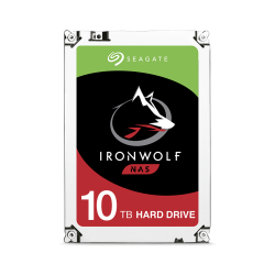 HD Interno  Seagate NAS Ironwolf 10TB