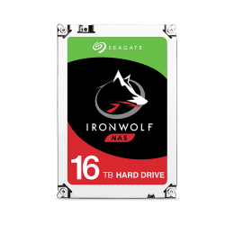 HD Interno  Seagate NAS Ironwolf 16TB