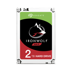 HD Interno  Seagate NAS Ironwolf 2TB